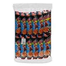 เอฟเอฟ ช็อตส์ ขนมบะหมี่ปรุงรส รสยำสาหร่าย 25 กรัม x 12 ซอง