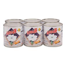 มะลิ ผลิตภัณฑ์นมข้นหวาน 380 กรัม x 6 กระป๋อง