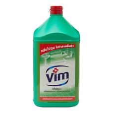 วิม น้ำยาล้างห้องน้ำ กลิ่นกรีนเฟรช 3500 มล.
