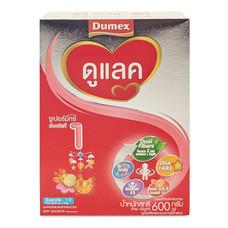 ดูเม็กซ์ ดูแลค นมผง สูตร 1 ขนาด 600 กรัม (3 กล่อง)