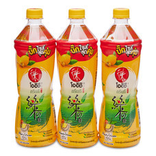 โออิชิ กรีนที ชาเขียว รสน้ำผึ้งผสมมะนาว 800 มิลลิลิตร 3 ขวด
