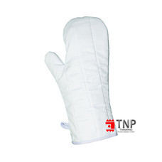 เอโร่ ถุงมือกันร้อนแบบยาว สีขาว 2 ชิ้น x 1 แพ็ค