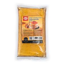 เอโร่ น้ำเชื่อม รสน้ำผึ้ง ขนาด 1000 กรัม x 1 ถุง