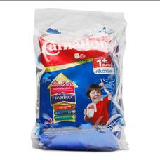 คาร์เนชั่น ทรีพลัส สมาร์ทโก ผลิตภัณฑ์นมผง กลิ่นวานิลลา 550 กรัม แพ็ก 3 ถุง