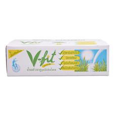 วีฟิท น้ำนมข้าวยาคู สูตรไม่เติมน้ำตาล 200 มล. x 24 กล่อง