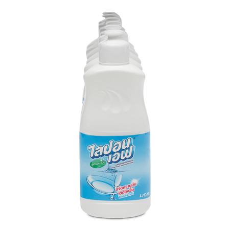 ไลปอนเอฟ น้ำยาล้างจาน 150 มิลลิลิตร (6 ขวด)