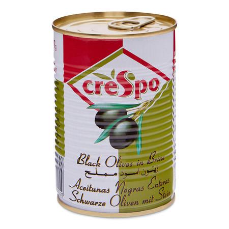 คริสโป มะกอกดำในน้ำเกลือ ขนาด 397 กรัม