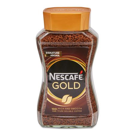 เนสกาแฟ โกลด์ กาแฟปรุงสำเร็จ ขนาด 200 กรัม
