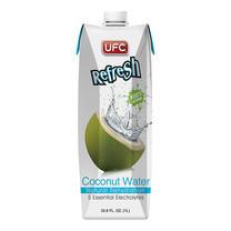 UFC น้ำมะพร้าว 100% 1000 มล.