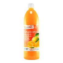 น้ำส้มเขียวหวานคั้นสด 100% 300 มล. CPFM