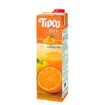 ทิปโก้ น้ำส้มสายน้ำผึ้ง 100% 1000 มล.