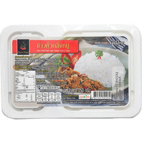 เดลี่ไทยข้าวคั่วกลิ้งหมู 250 ก.