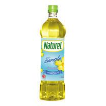 Naturel น้ำมันคาโนล่า 100% 1000 มล.