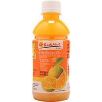 ซีพีเฟรชมาร์ท น้ำส้มเขียวหวานคั้นสด 100% 300 มล.