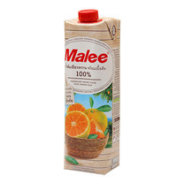 มาลี น้ำส้มเขียวหวานสุโขทัย 100% 1 ล.