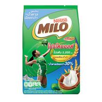ไมโลแอคทิฟ-โก3อิน1น้ำตาลน้อย 375 ก.