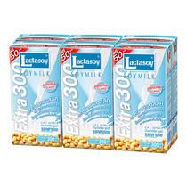 แลคตาซอย นมถั่วเหลืองรสหวาน 300 มล. แพ็ค 6