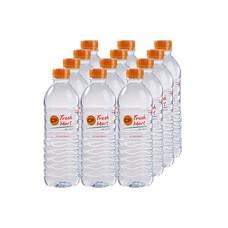 ซีพีเฟรชมาร์ทน้ำดื่ม 600 มล. (ภาคกลาง) แพ็ก 12