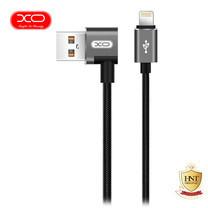 XO สายชาร์จ Lightning USB Cable รุ่น NB31 ยาว 1 m - Black