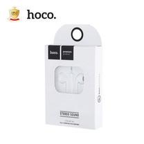 Hoco หูฟังสมอลทอร์ค สำหรับมือถือ แท็บเล็ต โน็ตบุ๊ค ช่องเสียบ Aux 3.5 mm รุ่น Hoco M1 original series Earphone