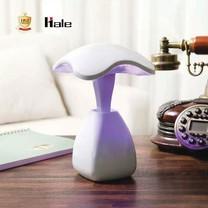 Hale โคมไฟตั้งโต๊ะ LED พร้อมรีโมตควบคุมการทำงาน และสัมผัสเพื่อเปลี่ยนสีแสงไฟ รุ่น HS-04