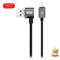 XO สายชาร์จ Micro-USB Cable รุ่น NB31 ยาว 1 m - Black