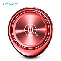 แหวน Ring Holder USAMS สำหรับยึดติดโทรศัพท์ รุ่น US-ZJ024- Red