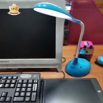 โคมไฟ LED Elephant ทรงช้าง Likesbo รุ่น LB-1097 สีฟ้า