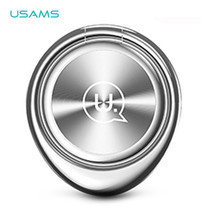 แหวน Ring Holder USAMS สำหรับยึดติดโทรศัพท์ รุ่น US-ZJ024- Silver
