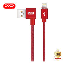 XO สายชาร์จ Lightning USB Cable รุ่น NB31 ยาว 1 m - Red