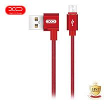 XO สายชาร์จ Micro-USB Cable รุ่น NB31 ยาว 1 m - Red