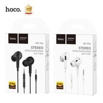 หูฟัง Hoco รุ่น M1 Pro พร้อมไมโครโฟนในตัว