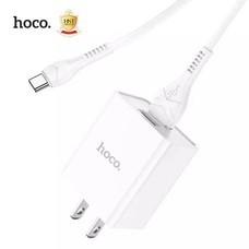 สายชาร์จพร้อมหัวชาร์จ Hoco รุ่น C89 พอร์ต Micro USB  กำลังไฟสูงสุด 2.1A