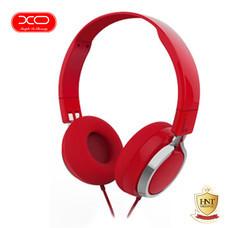 หูฟัง XO S19 Music Headset - Red