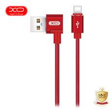 XO สายชาร์จ Type-C USB Cable รุ่น NB31 ยาว 1 m - Red