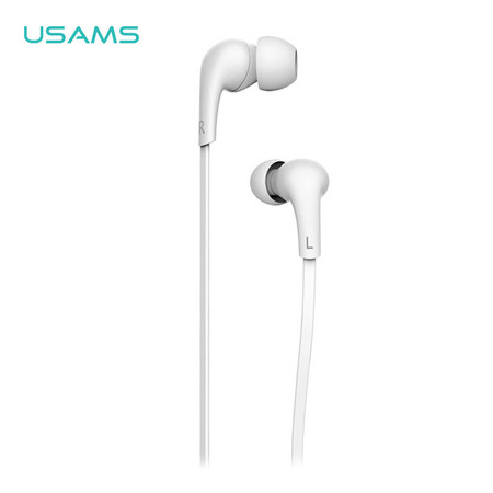 หูฟัง USAMS รุ่น US-SJ076 (Leo Series) - White