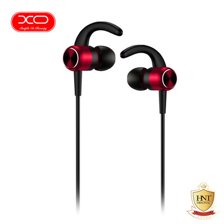 หูฟังบูลทูธ XO BS6 Wireless Bluetooth Headphones - Red