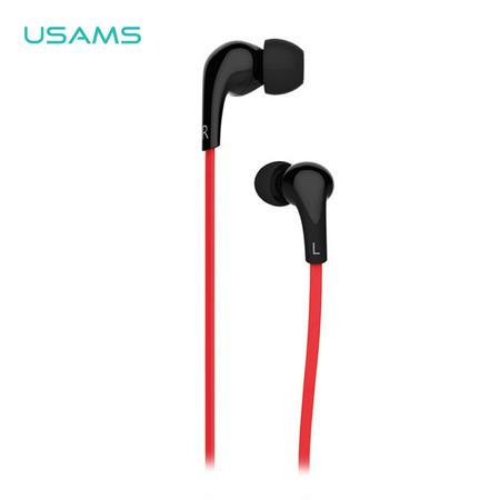 หูฟัง USAMS รุ่น US-SJ076 (Leo Series) - Red
