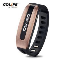 นาฬิกาอัจฉริยะ GOLiFE Care Bluetooth Smartband - Rose Gold
