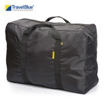 Travel Blue - กระเป๋าเดินทางพับได้ 48 ลิตร รุ่น Foldable 067