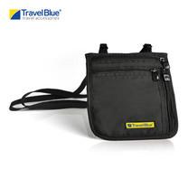 Travel Blue - กระเป๋าคล้องคอแบบบางพิเศษ รุ่น Ultra Slim 124