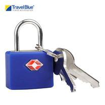Travel Blue กุญแจล็อค TSA Identi Lock รุ่น 027 - Blue