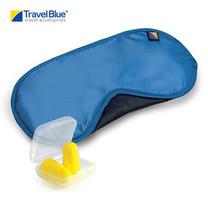 Travel Blue - ชุดที่ปิดตาพร้อมที่อุดหู รุ่น Comfort Set 451