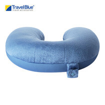 Travel Blue - หมอนรองคอ รุ่น Micro Pearls 230 - Blue