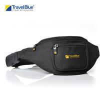Travel Blue - กระเป๋าคาดเอว รุ่น De-Luxe 631