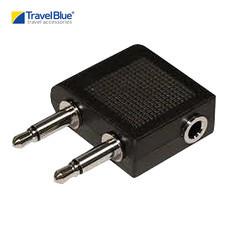 Travel Blue - Adaptor เสียบหูฟังบนเครื่องบิน รุ่น On Board Headphone 561