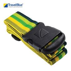 Travel Blue - สายรัดกระเป๋าเดินทาง (1.5 x 80 นิ้ว) รุ่น 041