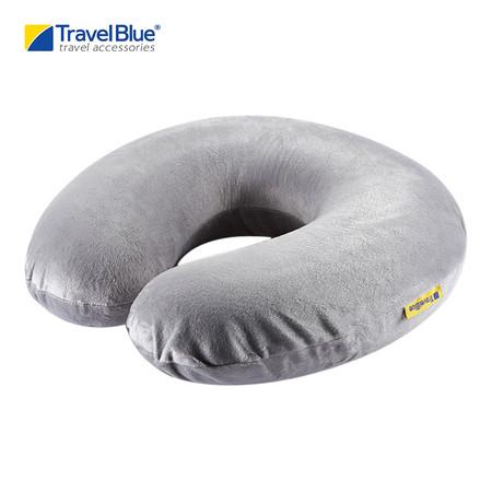 Travel Blue หมอนรองคอ รุ่น Memory Foam 232 - Grey