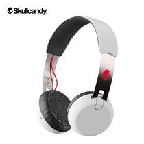 หูฟังบลูทูธ Skullcandy Grind BT White/Black/Red