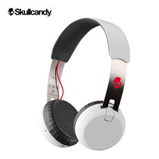 หูฟังบลูทูธ Skullcandy Grind BT White/Black/Red